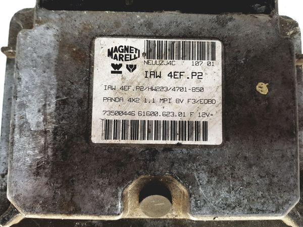 Motorvezérlő Egység IAW4EF.P2 73500446 Fiat Magneti Marelli 28150