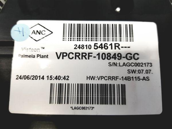 Számláló Renault Clio 4 248105461R 30062