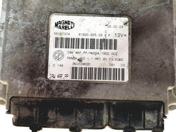 Motorvezérlő Egység IAW4AF.PP 55187374 Fiat Magneti Marelli 28148